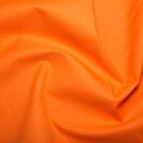 Klona Cotton: Orange - per quarter metre